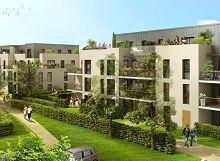 Castel Joli Acte 2 : programme neuf à Corbeil-Essonnes