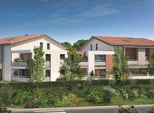 Villas ValÉria : programme neuf à Auzeville-Tolosane