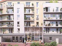 Les Sequanes : programme neuf à Chalon-sur-Saône