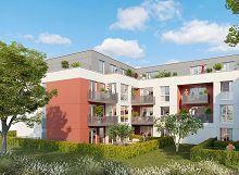 Coeur Rubis : programme neuf à Pontault-Combault