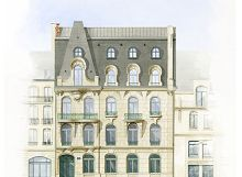 Maison Houot : programme neuf à Nancy