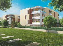 Garden Square : programme neuf à Fréjus