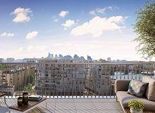 Atrium Seine : programme neuf à Clichy