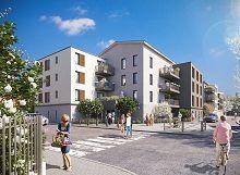 Vo´luptÉ Village : programme neuf à Vaulx-en-Velin