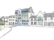 Villa Emeraude : programme neuf à Dinard
