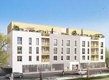 Residence O´centre : programme neuf à Villiers-le-Bel