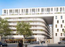 Eden Roch Plaza : programme neuf à Nice