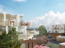 Impression : programme neuf à Castelnau-le-Lez