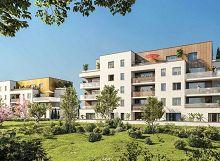 Green Square : programme neuf à Lingolsheim