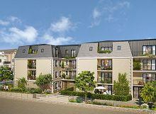 Le Castel Mansart : programme neuf à Villiers-sur-Marne
