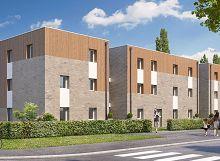 Ecrin de Ville - Appartements : programme neuf à Valenciennes