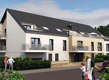 Villa Saint-Bernard : programme neuf à Fontaine-lès-Dijon