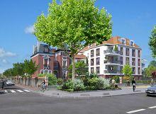 Villa Jaguin : programme neuf à Créteil