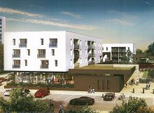 L 39 immobilier neuf vannes secteur nord m nimur 1 for Piscine kercado
