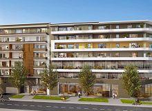 Nice Way en nue-propriété : programme neuf à Nice