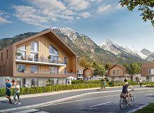 Le Domaine de la Bévière : programme neuf à Gilly-sur-Isère