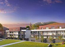 Reflets de Ville : programme neuf à Eybens