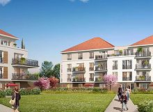 Les Jardins Des Retentis III : programme neuf à Jouy-le-Moutier