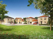 Domaine Des Chanterelles : programme neuf à Bruyères-sur-Oise