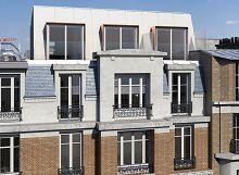 Paris Bellevue : programme neuf à Paris intra-muros