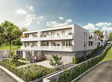 Terrasses De Grezes : programme neuf à Montpellier