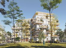 Althea : programme neuf à Vélizy-Villacoublay
