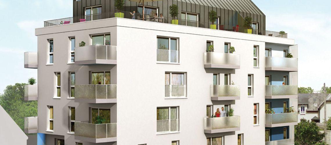 le cristal programme neuf rennes. Black Bedroom Furniture Sets. Home Design Ideas