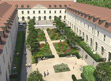 Cour des Cavaliers à Compiègne