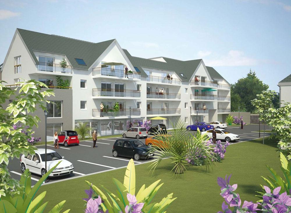 Immobilier neuf programmes et achat dappartements la for Achat maison programme neuf