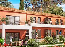 Residence La Plage : programme neuf à Saint-Raphaël