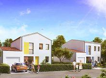 Les Villas Sereines : programme neuf à Royan