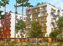 Residence Campus Lola : programme neuf à Bobigny