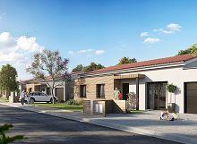 Villa Jolibois : programme neuf à Saint-Aubin-de-Médoc