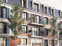 Villa Auguste : programme neuf à Compiègne