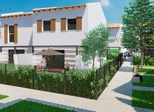 Villa Cacharel : programme neuf à Saintes-Maries-de-la-Mer