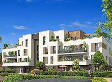 Les Jardins d´Emile Bât C : programme neuf à Saint-Jean-de-Braye