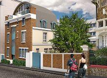 Pavillon Josephine : programme neuf à Paris intra-muros