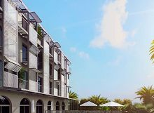 Hôtel NCA - 3 Avenue Costa Bella : programme neuf à Nice