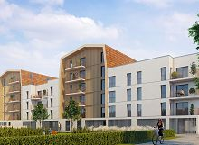 Villa Flore : programme neuf à Dijon