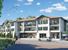 Villa Ondine : programme neuf à Sanguinet
