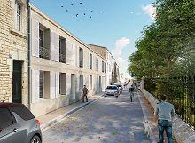 La Rochelle 30 Rue Massiou : programme neuf à La Rochelle