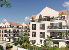Residence Concorde : programme neuf à Chambourcy