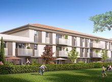Résidence Caudalie : programme neuf à Villenave-d'Ornon