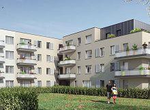 Les Rives Du Parc (Tranche 3) : programme neuf à Saint-Léger-du-Bourg-Denis