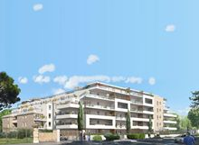 Patio Saint Joseph : programme neuf à Marseille