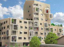 Urban Dock : programme neuf à Bordeaux