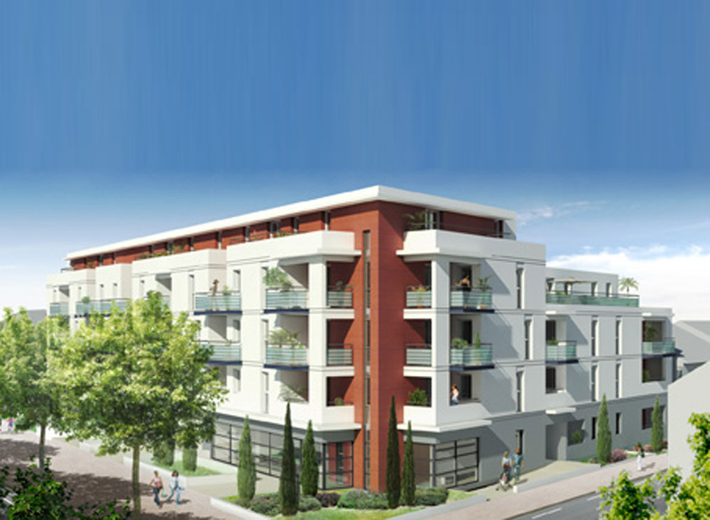 Immobilier nantes neuf for Achat appartement neuf nantes