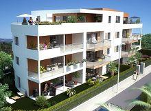 Villa Amélie : programme neuf à Cavalaire-sur-Mer