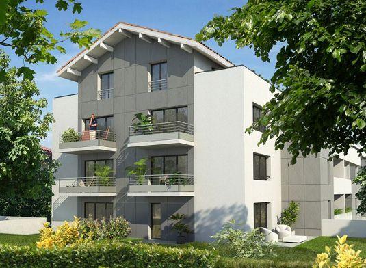 programme neuf bayonne les terrasses de lauga. Black Bedroom Furniture Sets. Home Design Ideas