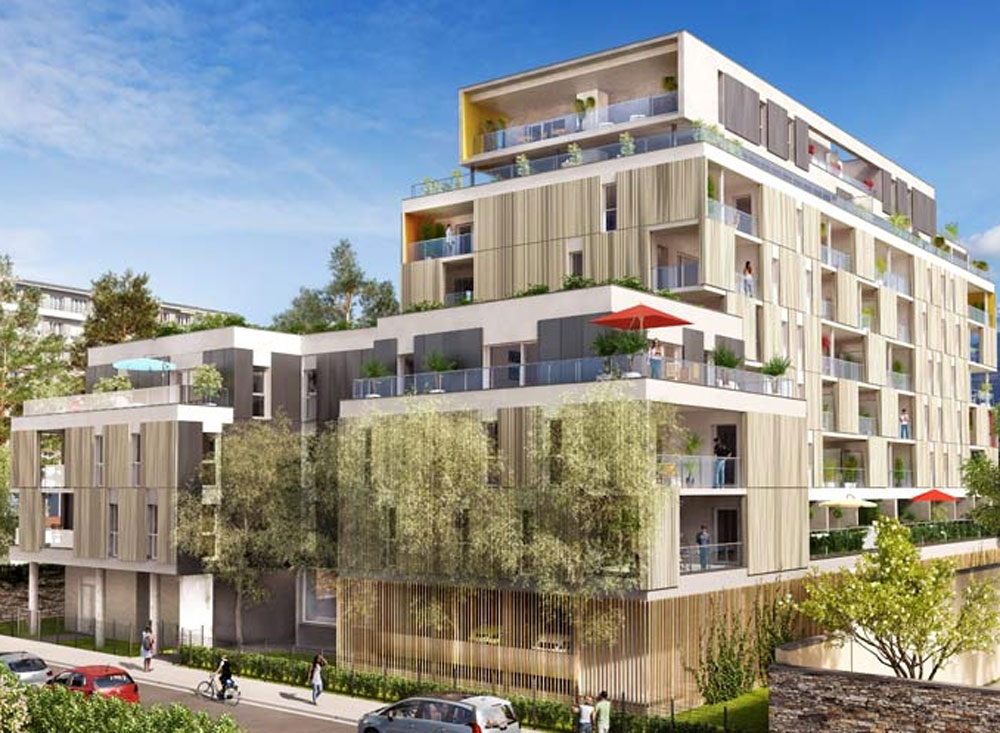 L adresse lib ration programme neuf grenoble for Programme immobilier neuf